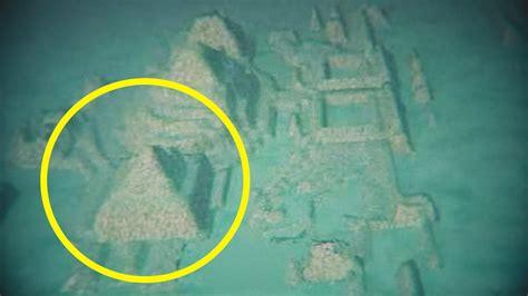 Piramid Coklat atlantis discovered in the bermuda triangle the sunken