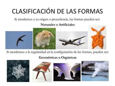 imagenes de formas naturales tema 3 las formas i