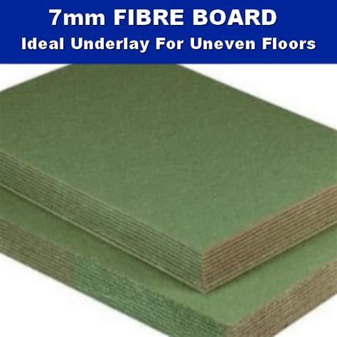 7mm fibre board laminate wood underlay 9 6m2 flooring trade warehouse