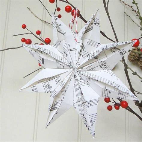 Bäume Basteln Aus Papier by Die 25 Besten Ideen Zu Papier Weihnachtsb 228 Ume Auf