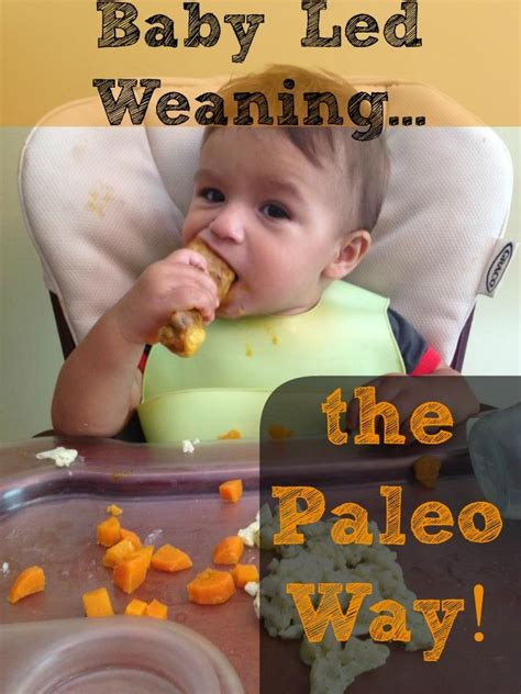 baby led weaning the essential baby led weaning the paleo way the paleo mama