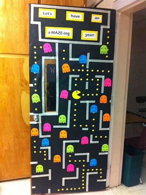 classroom door wow the class with these cool back to school bulletin