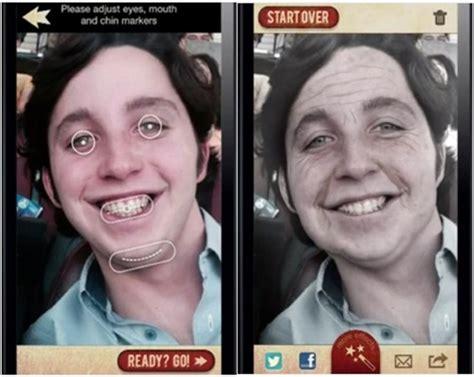 cara edit foto wajah jadi tua aplikasi edit foto android menjadi tua dan menyeramkan