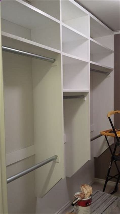 How To Make Your Own Walk In Closet by Walk In Closet Make On Budget Build Your Own