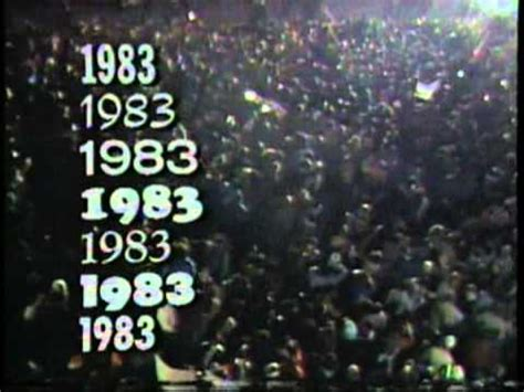 new year 1986 new years at times square 1982 1983 from cbs