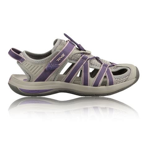 best walking sandals womens teva rosa womens grey purple walking hiking outdoor summer