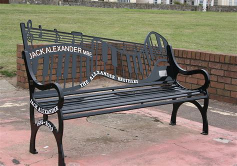 outdoor memorial plaques for benches bench design glamorous metal memorial benches metal