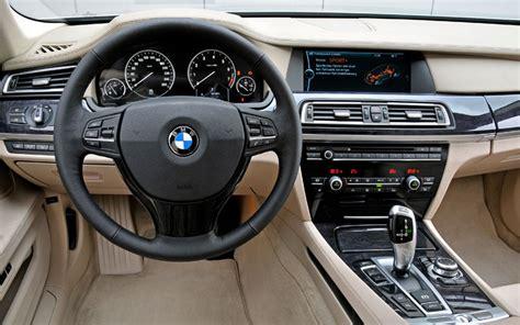 2009 bmw 750il interior view photo 18
