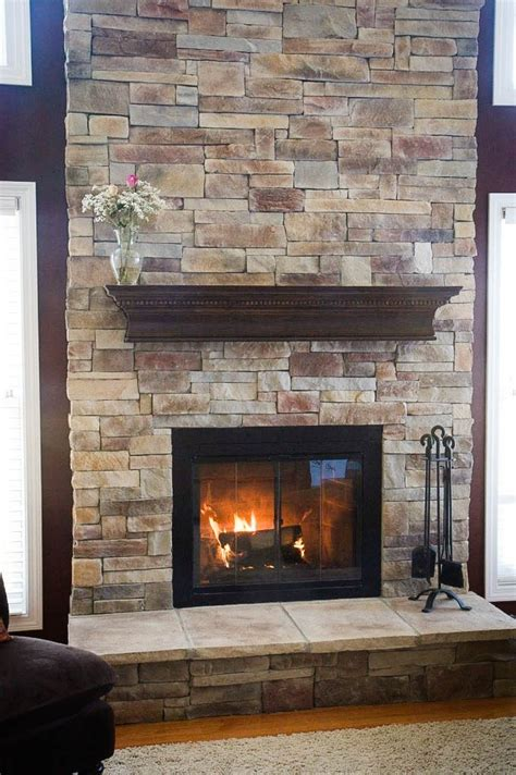 Veneer Fireplace by Veneer Fireplace From Brick For The Home