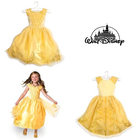 Dress Disney Premium lower prices disney premium gold costume dress for
