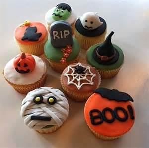 Cupcake Decorations Halloween Halloween Fondant Cupcakes What You Have To Look In 2015