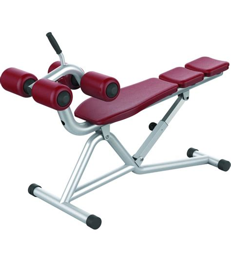 Banc Abdominal by Banc De Musculation Professionnel Abdominal Care Fitness