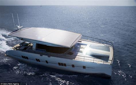 solar power is the last the world s solar powered zero emissions yacht set