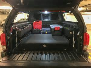Husky Liners Suv Cargo Boxes W Drawer Bed Storage Container Ideas Page 13 Tacoma World