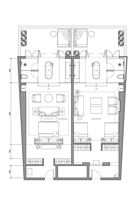 hotel room floor plan 187 best hotel room plans images on pinterest floor