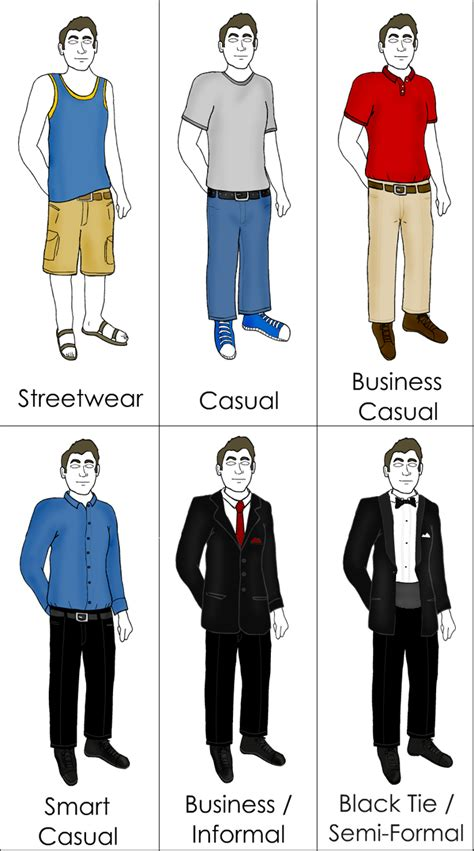 dress code for dress for success enlightened conflict