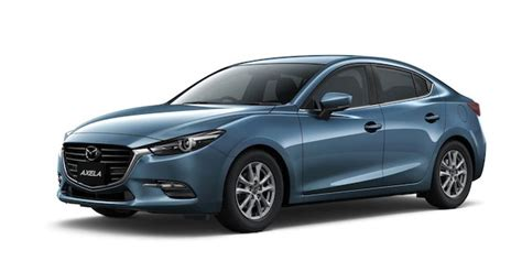2017 mazda 3 blue 200 interior and exterior images