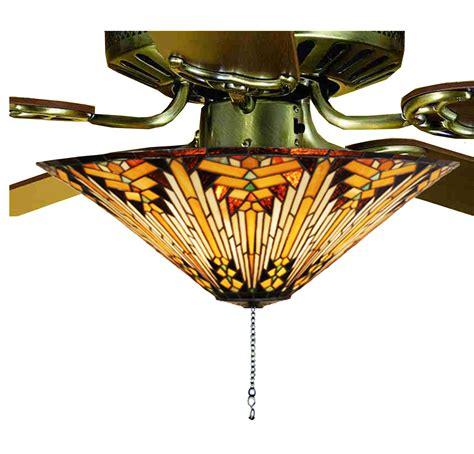 craftsman ceiling fans with lights meyda 73124 nuevo fan light fixture