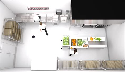 Prep Kitchen by New L A Kitchen Co Working Space Is For Chefs Foodies And Even The Health Department