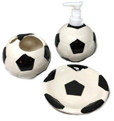 soccer bathroom decor soccer bathroom accessories soccer bathroom accessories your name and number bath