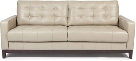 Clayton Leather Sofa Clayton Taupe Leather Sofa Wh 1527 30 A24 Lazzaro