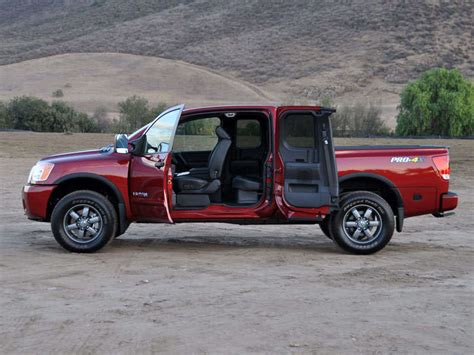 nissan truck 2014 2014 nissan titan truck road test and review