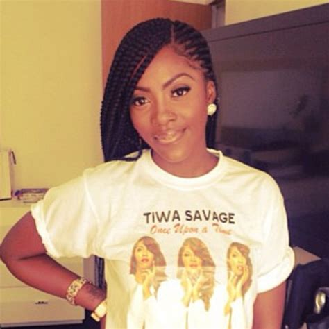 tiwa savage on big twist braids tiwa toke and toolz in braids is this wife material