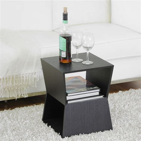 accent tables modern black modern end tables www pixshark com images