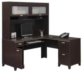 Office Desk Hutch Office L Desk Ideas