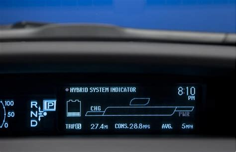 image  toyota prius hybrid system indicator size