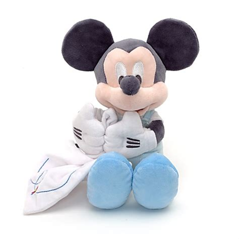 mickey mouse comfort blanket disney mickey mouse soft toy comfort comforter blanket