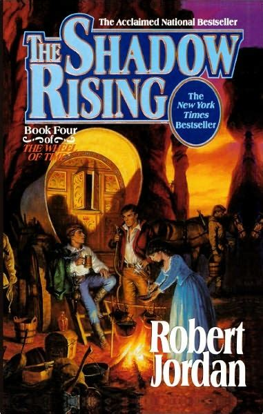 The Shadow Rising the shadow rising wheel of time book 4 by robert