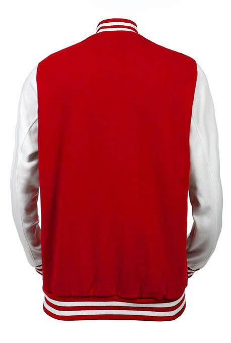 freshman year varsity letterman jacket  burgundy