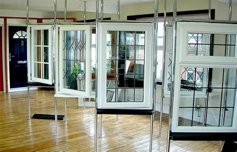 pate lever windows showroom