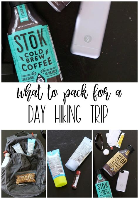 Tips On Packing For A Hiking Trip by Packing For A Day Hiking Trip On Cape Cod