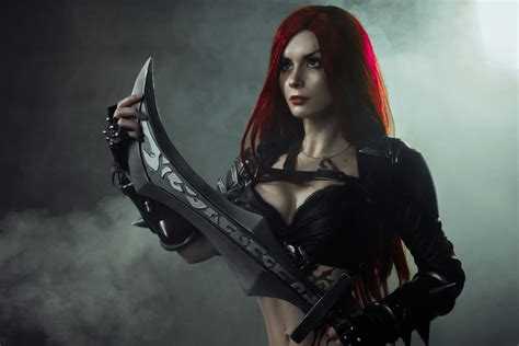 katarina by playsafeee on deviantart