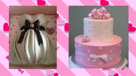 decoracion de pasteles baby shower 30 decoraciones de tortas para baby shower ni 241 a youtube