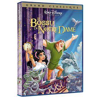 Dvd Notre Dame De le bossu de notre dame dvd dvd zone 2 gary trousdale