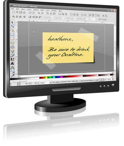 inkscape jewelry tutorial create a reminder note in inkscape inkscape other
