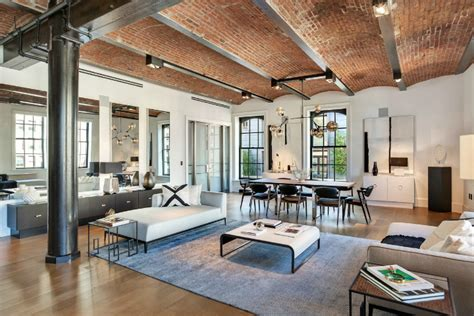 Lofted Luxury Design Ideas 18 500 000 Luxury Loft In Soho Decor Advisor