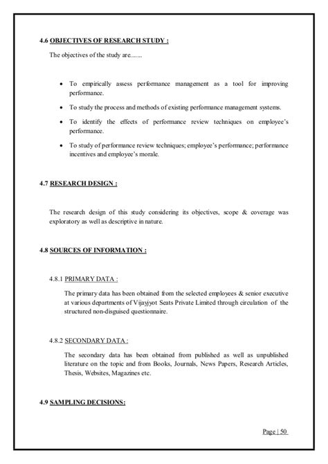 research paper on performance management system term paper of management system