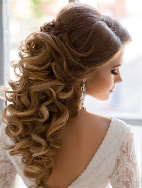 Wedding Hairstyles For Of The And Of The Groom by 35 New Hairstyles For Weddings Hairstyles 2017