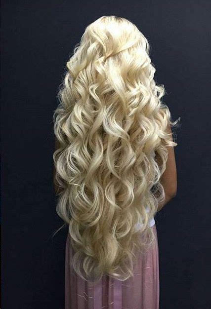 perms long hair ideas  pinterest perming hair