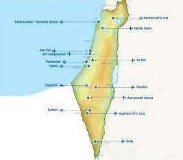 israeli air bases