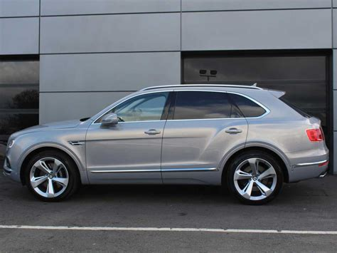 bentley bentayga silver bentley used car bentayga silver