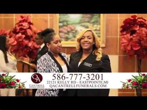 qa cantrell funeral home commercial