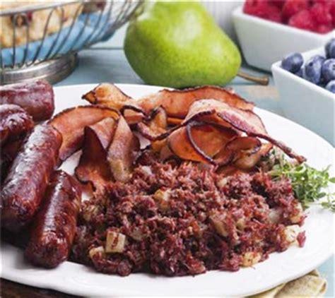 select breakfast meats