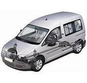 VW Caddy Maxi 4Motion Technical Details History Photos