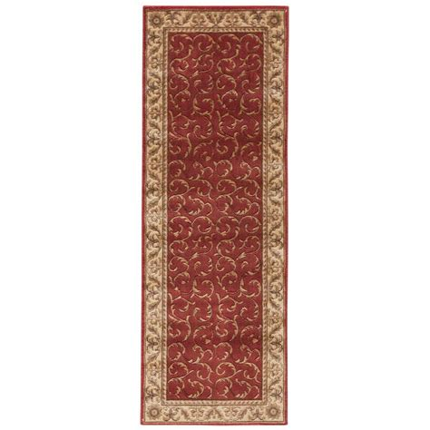 nourison somerset 2 ft x 5 ft 9 in rug runner