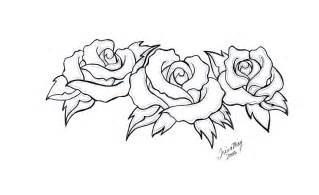 three black roses tattoo designs photo 1 real photo
